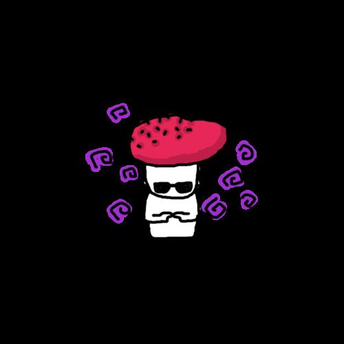 SWEETY POTATO MAN messages sticker-8
