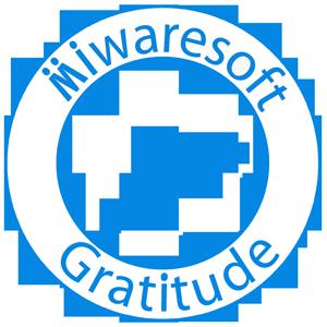 Miwaresoft Gratitude Free messages sticker-5