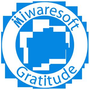 Miwaresoft Gratitude Free messages sticker-1
