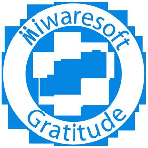 Miwaresoft Gratitude Free messages sticker-3