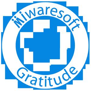 Miwaresoft Gratitude Free messages sticker-4