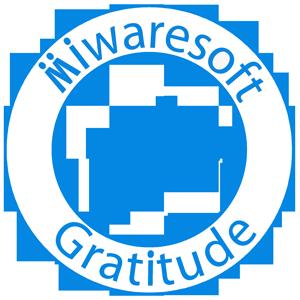 Miwaresoft Gratitude Free messages sticker-6