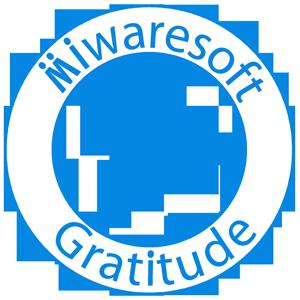 Miwaresoft Gratitude Free messages sticker-9