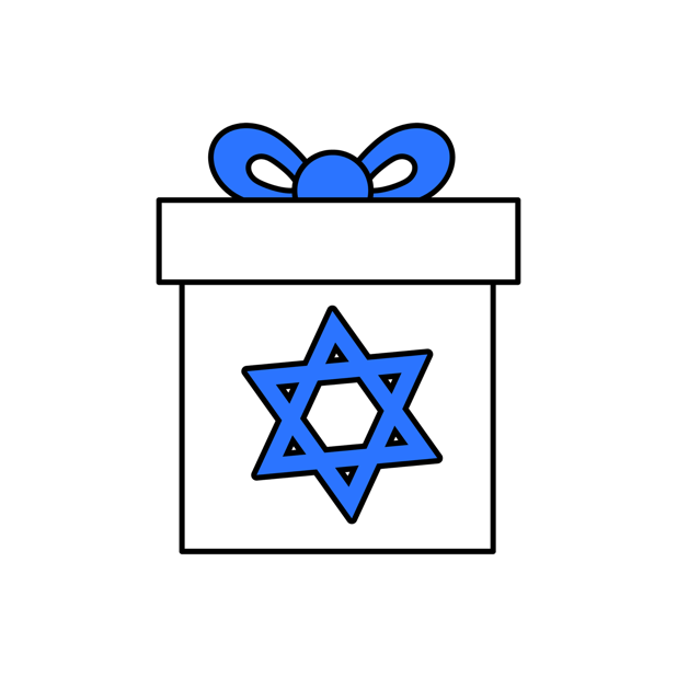 Jewmojee messages sticker-1