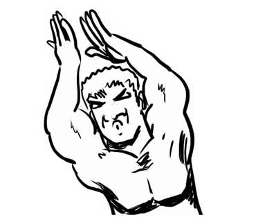 Fitness Man messages sticker-4