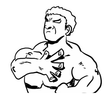 Fitness Man messages sticker-5