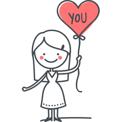 Love Stickers messages sticker-8