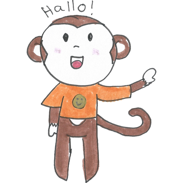 Vera's Monkey messages sticker-0