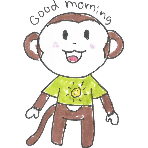 Vera's Monkey messages sticker-2