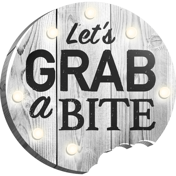 Loft Signs & Marquee Lights - chat with taste! messages sticker-1
