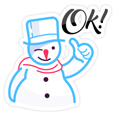 Winter Adventures messages sticker-2