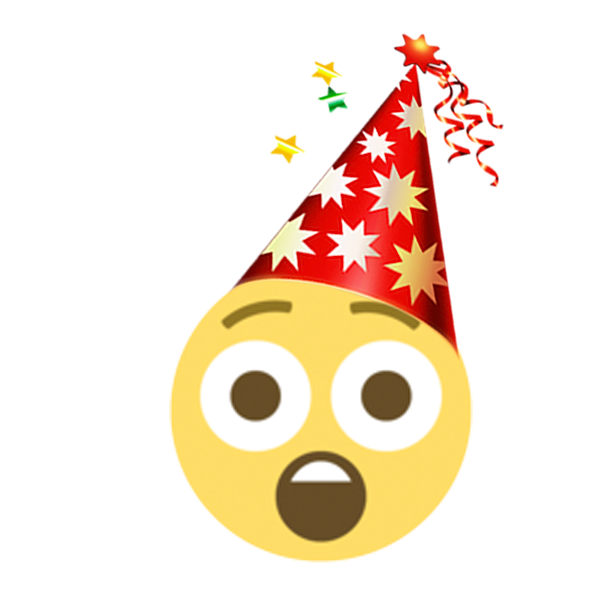 New Year Emoji - Emojis Sticker For iMessage messages sticker-4