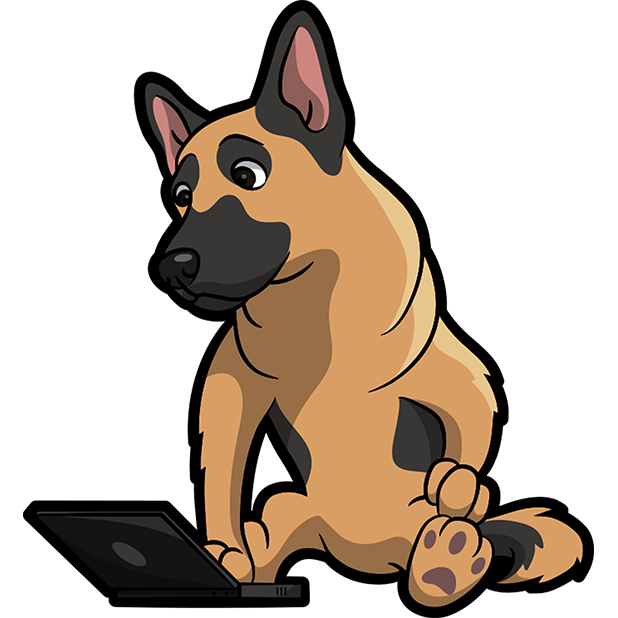 ShepherdMoji - German Shepherd Emoji & Stickers messages sticker-6