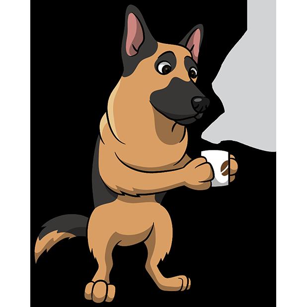 ShepherdMoji - German Shepherd Emoji & Stickers messages sticker-2