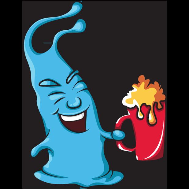 Blue Monstickers messages sticker-2