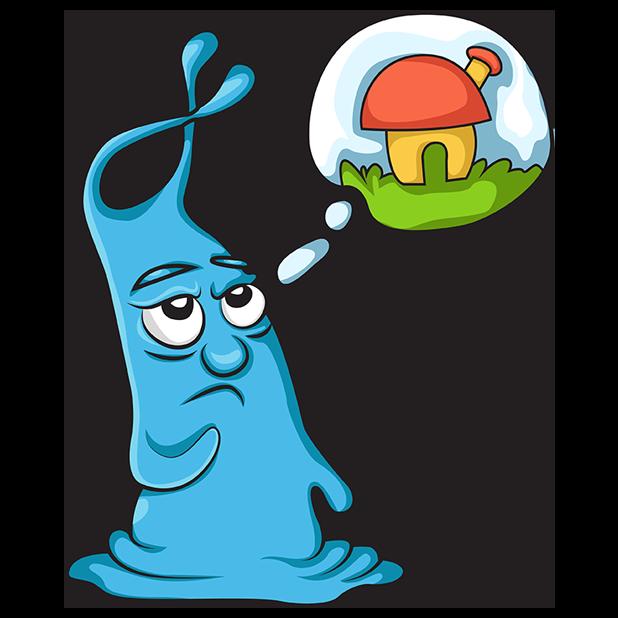 Blue Monstickers messages sticker-6