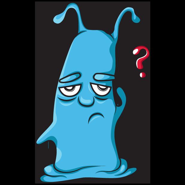 Blue Monstickers messages sticker-4