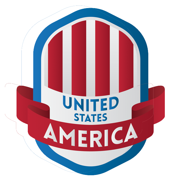 USA Proud messages sticker-0