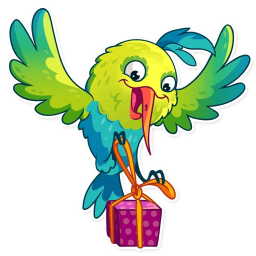 Hummingbird! Stickers messages sticker-8