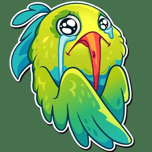 Hummingbird! Stickers messages sticker-5