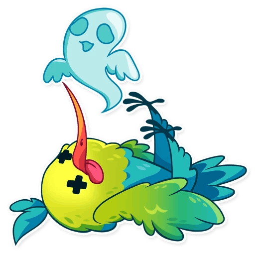 Hummingbird! Stickers messages sticker-1