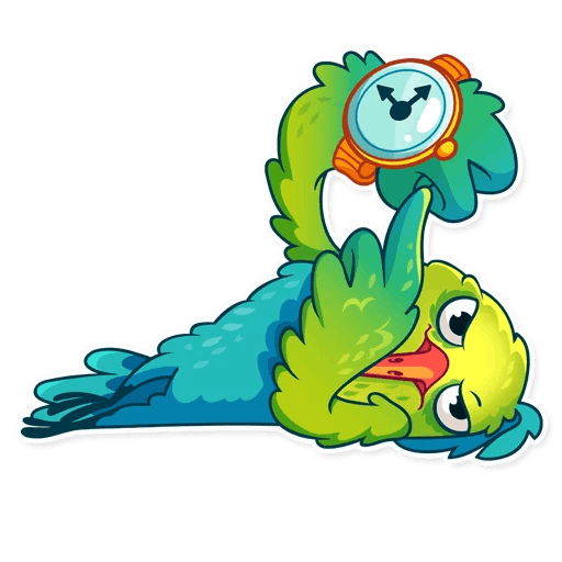 Hummingbird! Stickers messages sticker-7