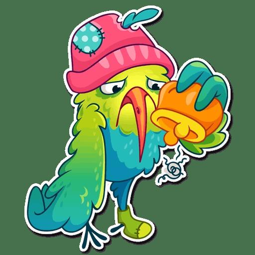 Hummingbird! Stickers messages sticker-3