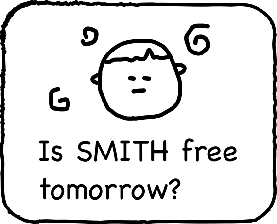 Emoji for SMITH messages sticker-5