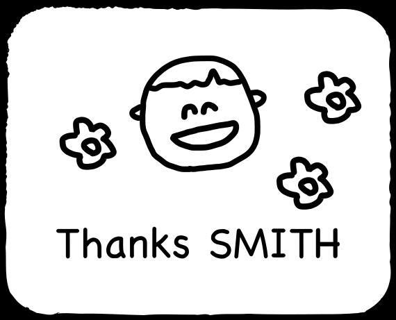 Emoji for SMITH messages sticker-3