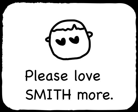 Emoji for SMITH messages sticker-10
