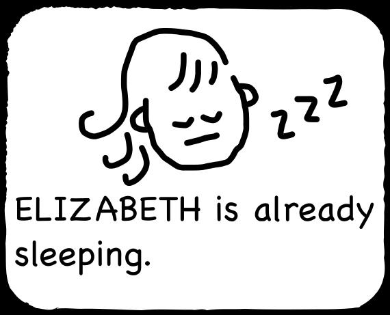Emoji for ELIZABETH messages sticker-7