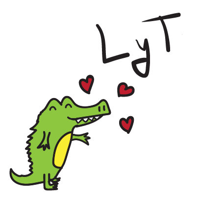 Golu the crocodile messages sticker-7