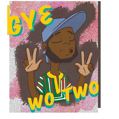 GhanaTok Lite messages sticker-5