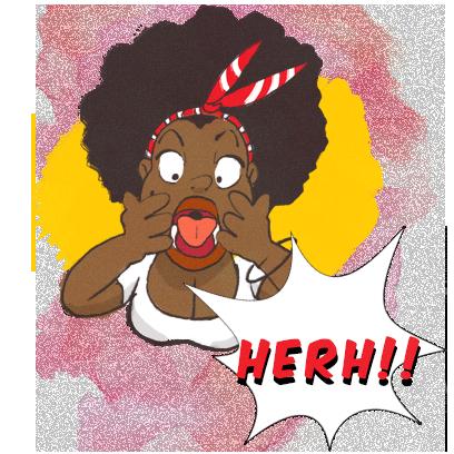 GhanaTok Lite messages sticker-3