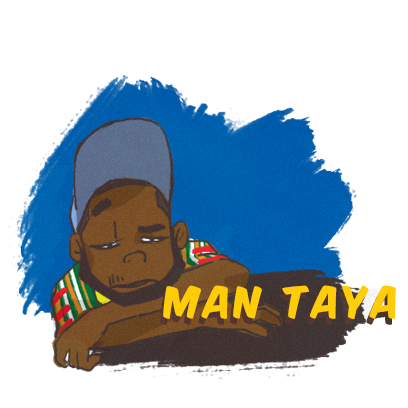 GhanaTok Lite messages sticker-1