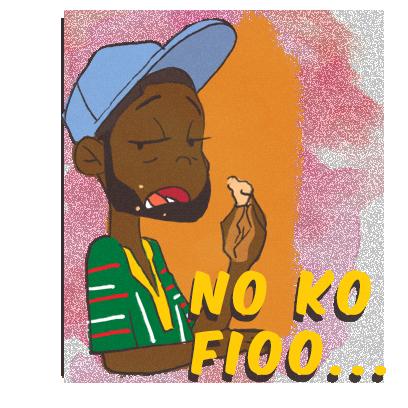 GhanaTok Lite messages sticker-8