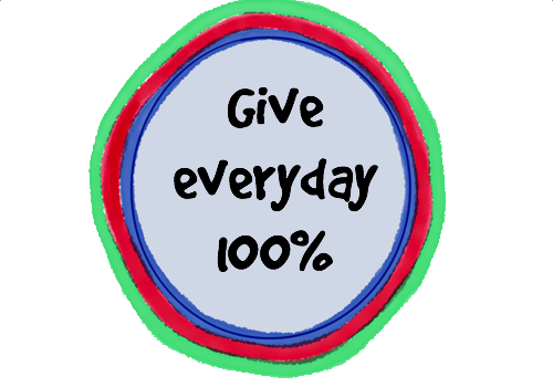 2017 Motivation messages sticker-10