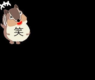 動く!ふきだし動物 messages sticker-8