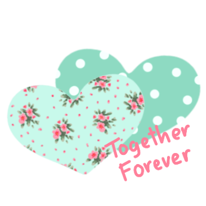 Love and Valentine Hearts Stickers for Messages messages sticker-4