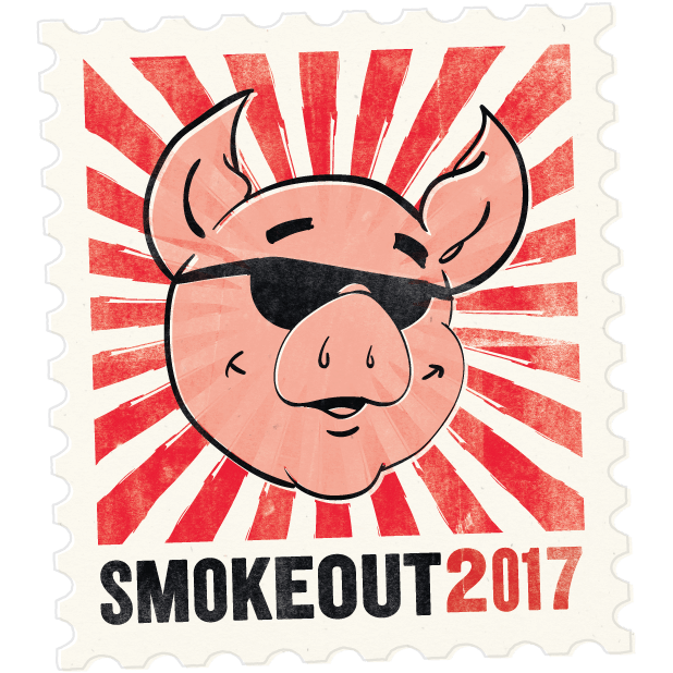 Windy City Smokeout 2017 messages sticker-9