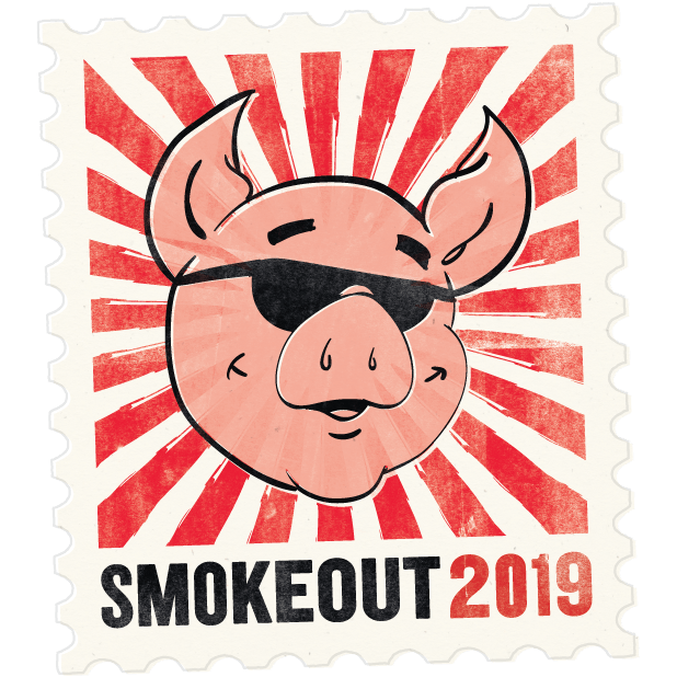 Windy City Smokeout 2019 messages sticker-9