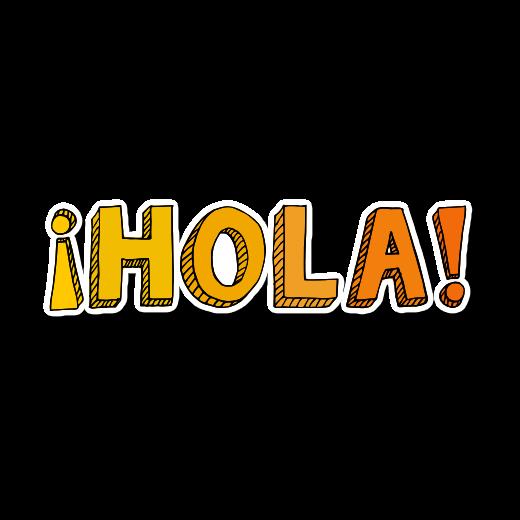Español Stickers messages sticker-10