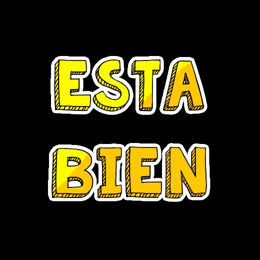 Español Stickers messages sticker-6