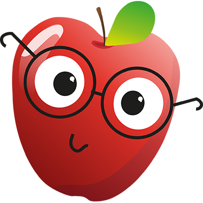 Fruit and vegetables fun faces from Kitchen Garden messages sticker-7