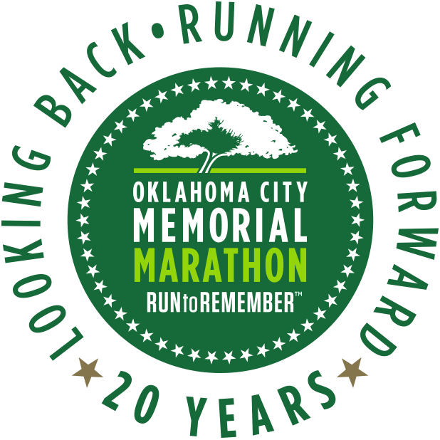 OKC Memorial Marathon messages sticker-2