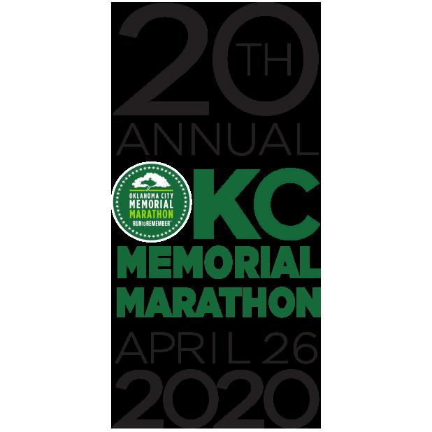OKC Memorial Marathon messages sticker-1