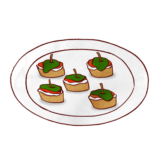 Jazzy World Food - Tasty Dishes Sticker Pack messages sticker-8