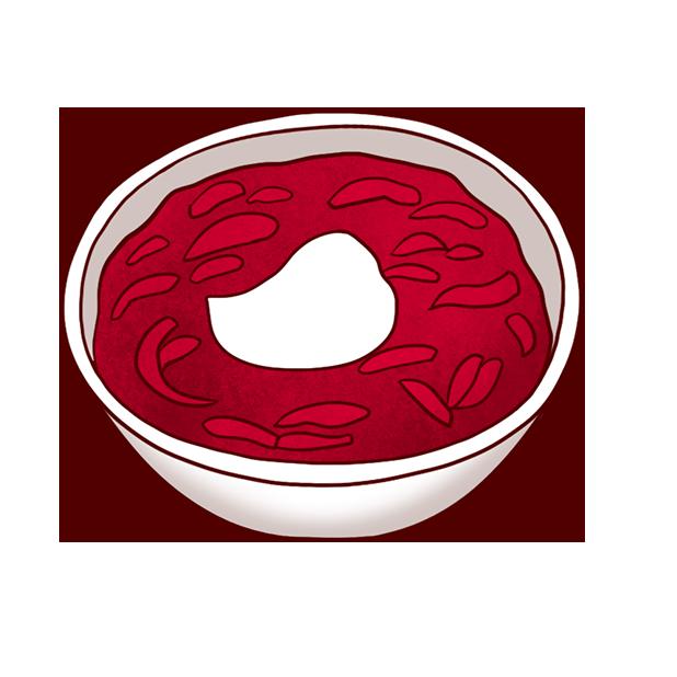 Jazzy World Food messages sticker-10