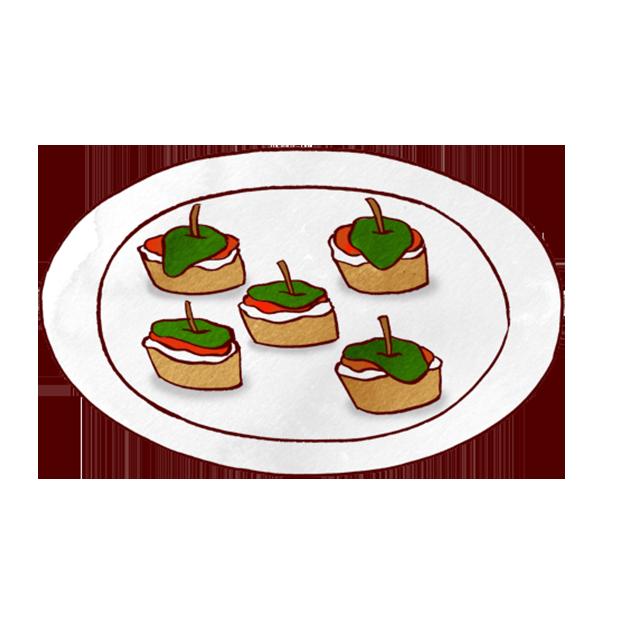 Jazzy World Food messages sticker-8