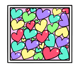 Valentine Day Cards Stickers Pack messages sticker-1